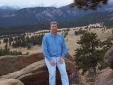 Me in the Rocky Mountain National Park