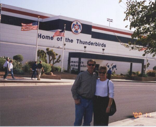 Thunderbirds Museum